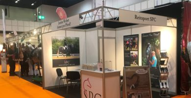Reitsport SPC Messestand