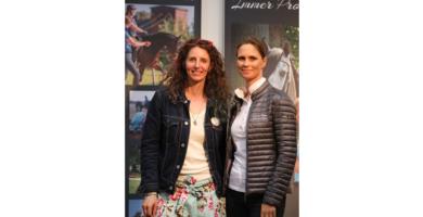 Nile Harlis Pils und Janine Weber