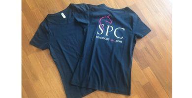 Reitsport SPC Markenbotschafter Shirts