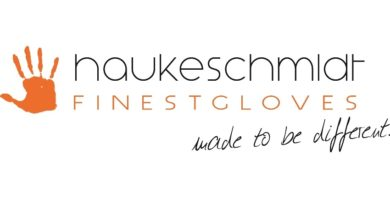 Hauke Schmidt finest gloves - Logo
