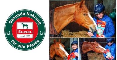 Salvana Pferdeleckerli mit Lakritzgeschmack