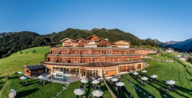 Urlaubsparadies Panorama Resort Taljörgele in Tirol