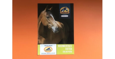 Cavalor Pferdefutter