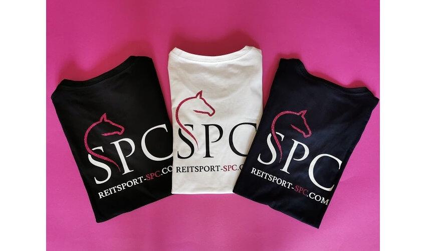 T-Shirts aus der Reitsport SPC Kollektion