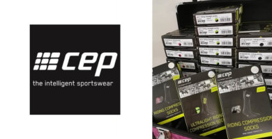 CEP Riding Socks von medi