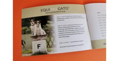 Equipergato ® Dog für Hunde