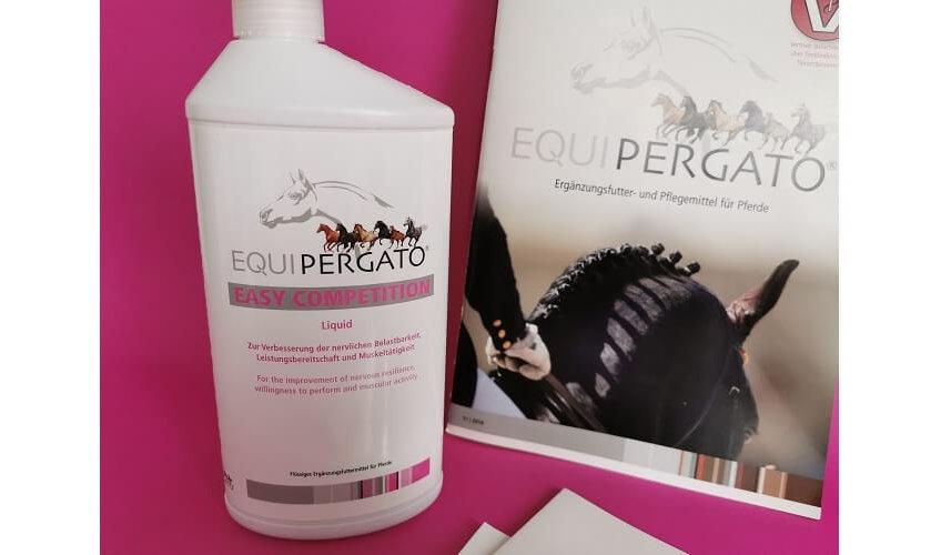 Equipergato ® Nahrungsergänzung Easy Competition