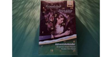 EFFOL ® Adventskalender für Reiter und Pferd