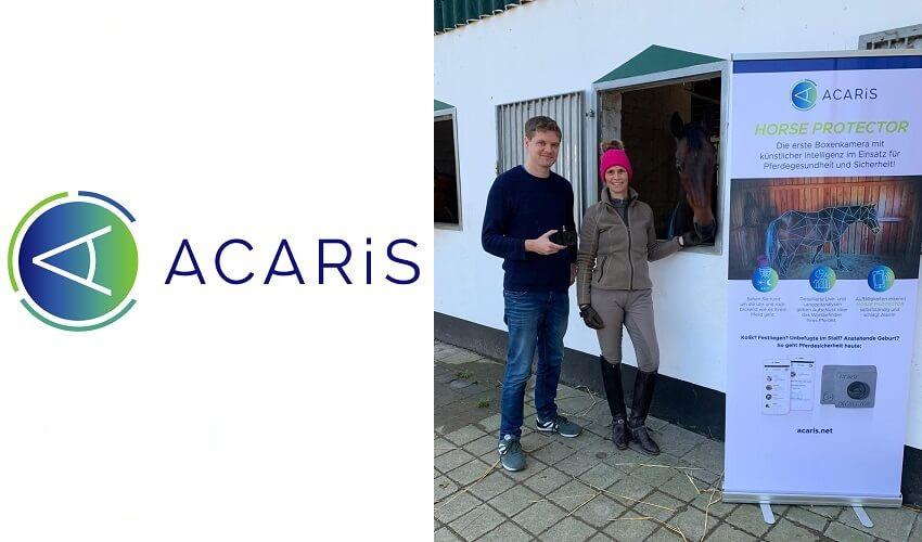 ACARiS Horse Protector Camera