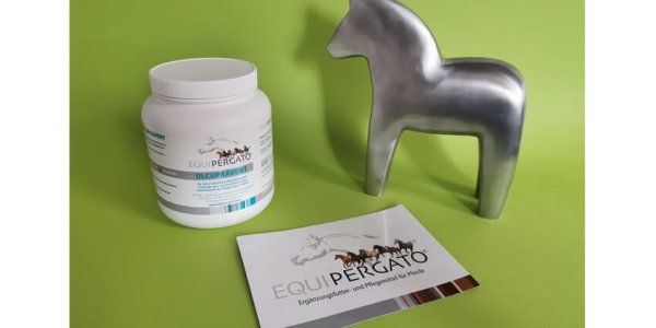 EQUIPERGATO ® ULCUPRÄVENT für den sensiblen Pferde Magen