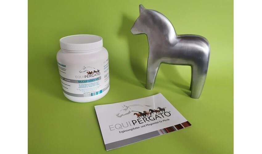 EquiPergato ® Ulcuprävent für den Pferdemagen