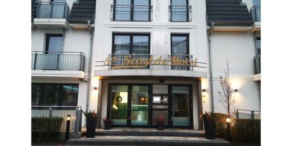 50's Seaside-Motel Büsum – eine Nacht mit Elvis