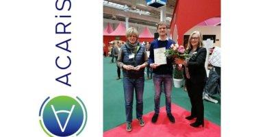 ACARiS gewinnt den Produkt-Award Innovation Pferd 2019