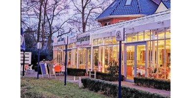 Hotel Seegarten in Barmstedt