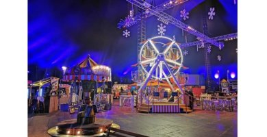 Winterspektakel 2019 in Hamburg