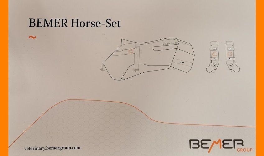 BEMER Horse Set mit Gamaschen