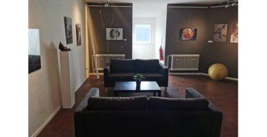 Leibers Galerie Hotel in Dersau