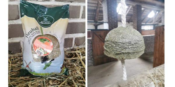 Produkttest > Original Landmühle Heuball