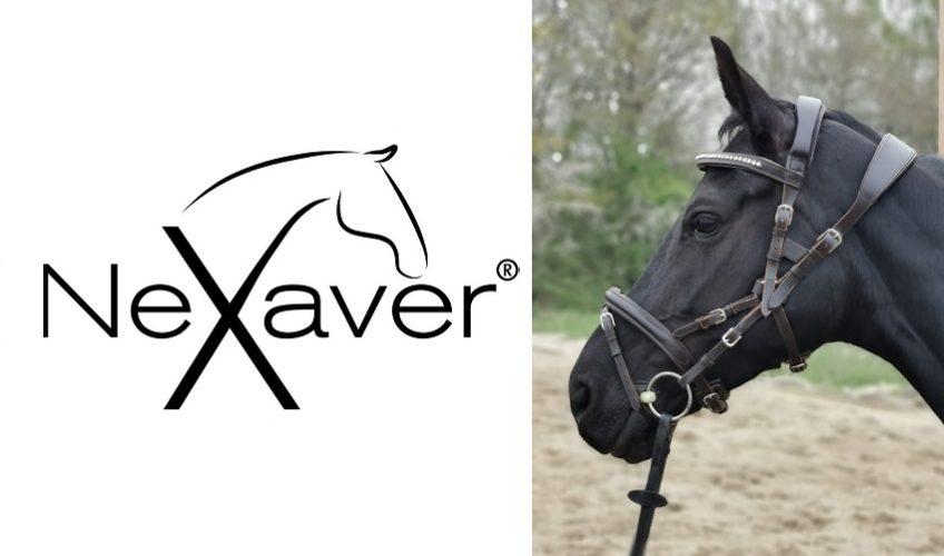 NeXaver ® Trense mit Reithalfter