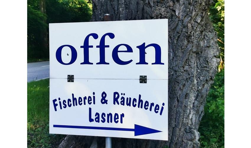 Fischerei Lasner und Räucherei