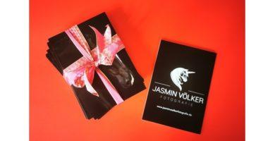 Jasmin Völkers Kundengeschenk - der Turnierplaner