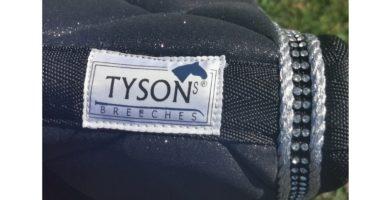 Tyson's SHINI Dressurschabracke