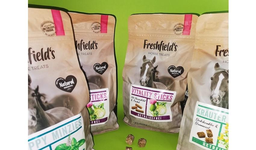 Freshfields Pferdeleckerli