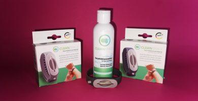Cleanbrace Armband