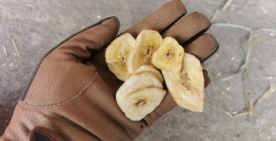 Nösenberger Pferdeleckerli Banane-Honig
