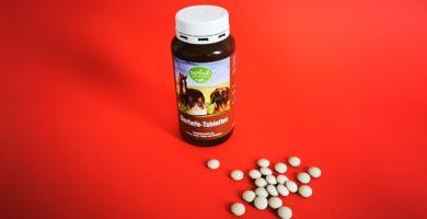 Bierhefe Tabletten für Pferde
