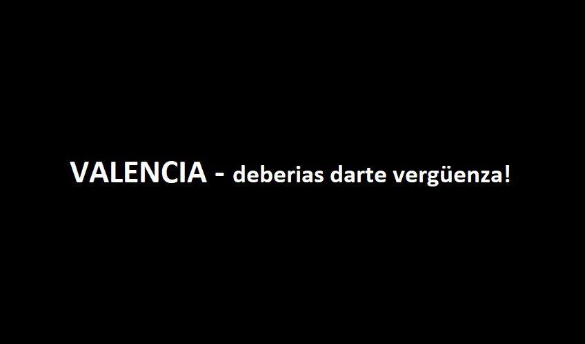 Valencia - im Reitsport ein Ort der Schande