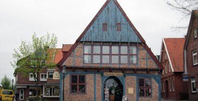 Otterndorf - die grüne Stadt am Meer