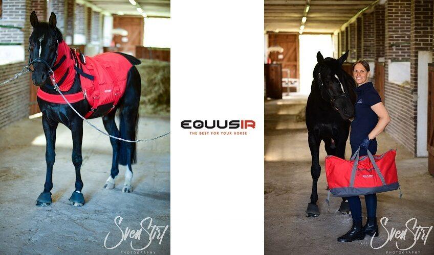 EQUUSIR BIOS-DECKE für Pferde